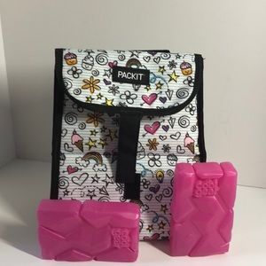 Packit lunch cooler lunch bag.